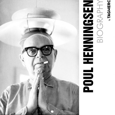 The biography of Poul Henningsen by Bianca Killmann for TAGWERC